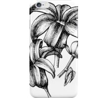 Lily Three iPhone Case/Skin
