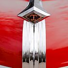 1949 Diamond T Truck Hood Ornament by Jill Reger