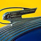1936 Pontiac &quot;Chief&quot; Hood Ornament by Jill Reger
