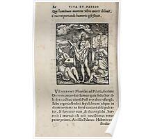 Contemplation Life and Passion Our Lord Jesus Christ Albrecht Durer 1557 0090 Poster