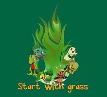Start with grass T-Shirt