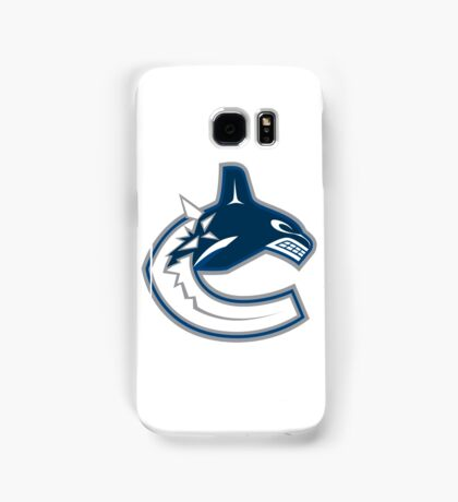 canucks Samsung Galaxy Case/Skin