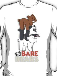 We Bear Bears T-Shirt