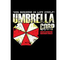 Umbrella Corporation Photographic Print