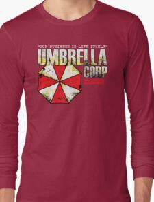 Umbrella Corporation Long Sleeve T-Shirt