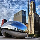 Cloud Gate, Millennium Park by James Watkins