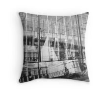 Imax'd Royal Exhibition Buildings Throw Pillow