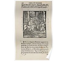 Contemplation Life and Passion Our Lord Jesus Christ Albrecht Durer 1557 0030 Poster