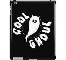 Cool Ghoul 2 iPad Case/Skin