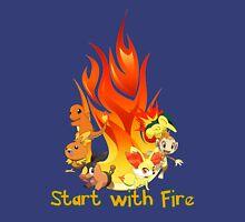 Start with fire T-Shirt