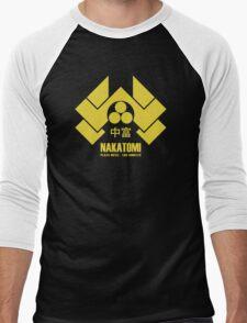 Nakatomi Plaza Men's Baseball ¾ T-Shirt