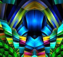 Little Blue Alien by Virginia N. Fred