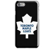 Maple Leafs iPhone Case/Skin