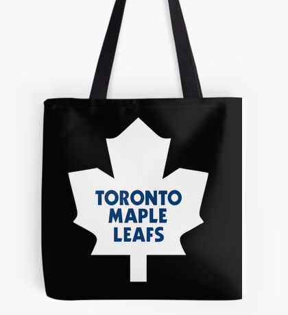 Maple Leafs Tote Bag