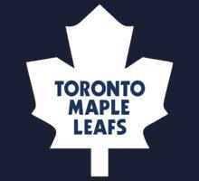 Maple Leafs Kids Tee