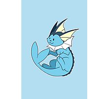 Vaporeon Photographic Print