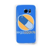 Sega Addicts - Classic Logo Samsung Galaxy Case/Skin