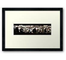 Hull Fair Framed Print