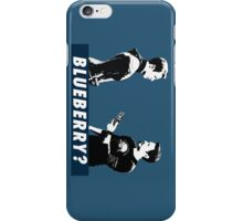 Blueberry? iPhone Case/Skin