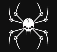 Spider Skull by Frank Pena