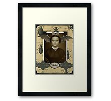Thrills & Chills Framed Print