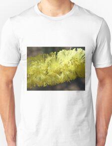 Light play on Wattle Unisex T-Shirt