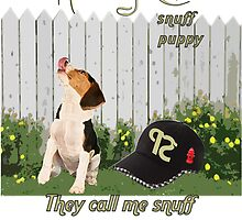 """Introducing """" Snuff Puppy"""" to """"The Dog Club"""" series by JELProductions"""