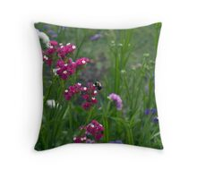 Fortress Statice Throw Pillow