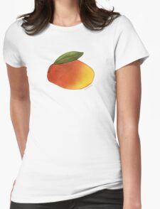 Mango Womens Fitted T-Shirt