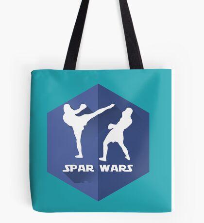 Spar Wars Star Wars Tote Bag