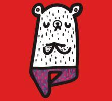 Yogi Bear- Vrikshasana Baby Tee