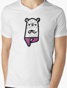 Yogi Bear- Vrikshasana Mens V-Neck T-Shirt