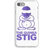 The Guinea Stig iPhone Case/Skin