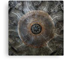 Deus Ex Machina Canvas Print