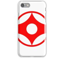 kyokushin iPhone Case/Skin