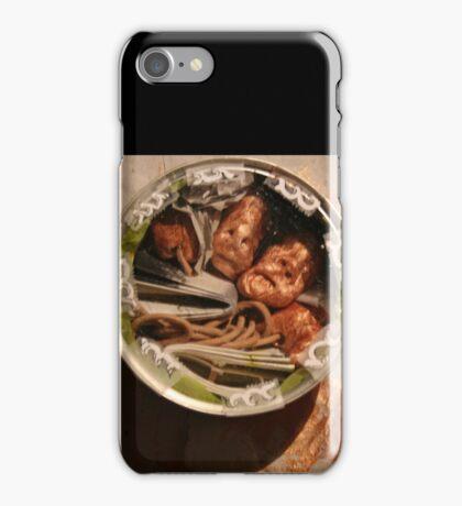 Mail art = Tuna Box, Tuna Book ! iPhone Case/Skin