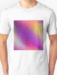 Hippie Pattern (purple) T-Shirt