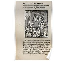 Contemplation Life and Passion Our Lord Jesus Christ Albrecht Durer 1557 0072 Poster