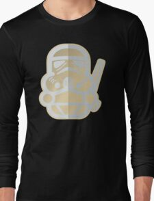 Cartoon Stormtrooper Star Wars Long Sleeve T-Shirt