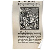 Contemplation Life and Passion Our Lord Jesus Christ Albrecht Durer 1557 0054 Poster