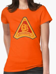 C-Bucs Womens Fitted T-Shirt