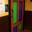 What's Behind Door #1? by Dan McKenzie