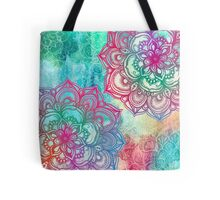 Round and Round the Rainbow Tote Bag