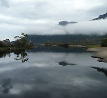 Overland track by James Dunshea