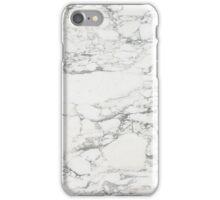 carrera marble iPhone Case/Skin
