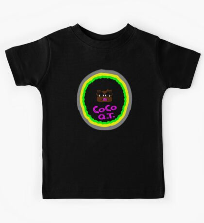 CoCo Q.T., Beautiful Face Kids Tee