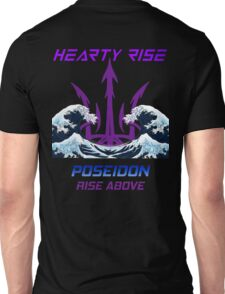 Hearty Rise Poseidon Without Squid Hunters Logos Unisex T-Shirt