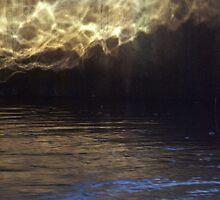 Bridge Reflections  by MIchelle Thompson