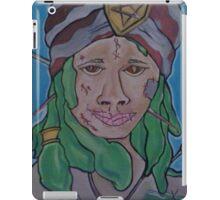 Voodoo Priestess iPad Case/Skin