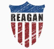 Reagan Patriot Shield by morningdance